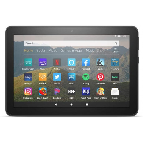 All-new Fire HD 8 tablet, 8\