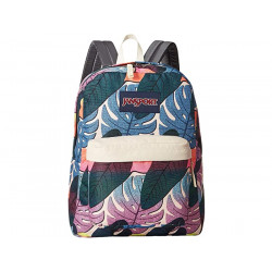 תיק גב JanSport SuperBreak jungle-static