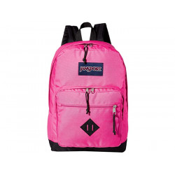 תיק גב JanSport City Scout Bright Beet