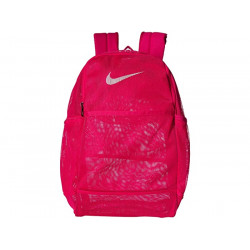 תיק גב Nike Brasilia Mesh Backpack Rash pink