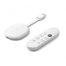 הסטרימר החדש  Google Chromecast with Google TV