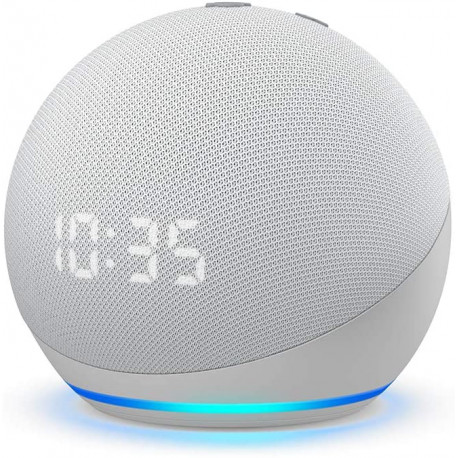 All-new Echo Dot (4th Gen) | Smart speaker with clock and Alexa – 2020 release (1396157)