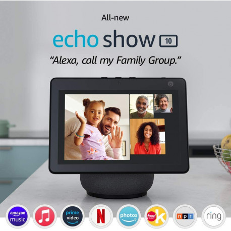 מסך Echo Show 3nd Generation- 10.1