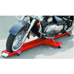 PITTSBURGH 1250 Lb. Capacity Low Profile Motorcycle Dolly