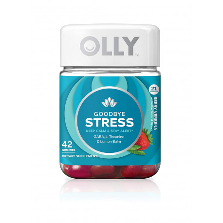 תוסף תזונה Olly Goodbye Stress