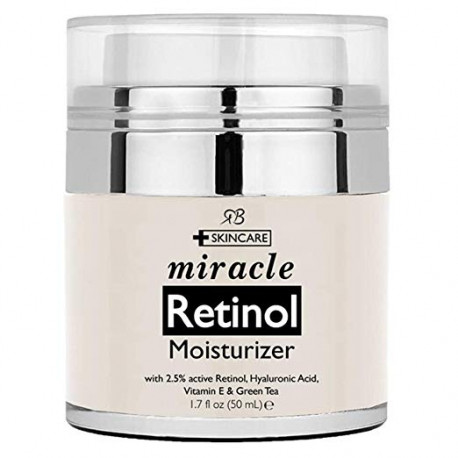 Radha Beauty Retinol Moisturizer Cream for Face and Eye Area  (1244246)