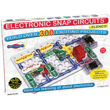 ערכת משחק Snap Circuit jr SC300