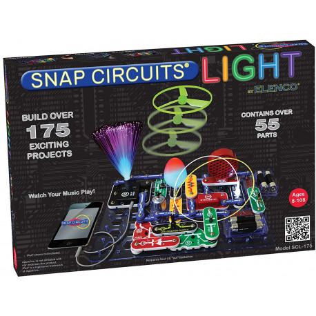 ערכת משחק Snap Circuit jr SC175אור